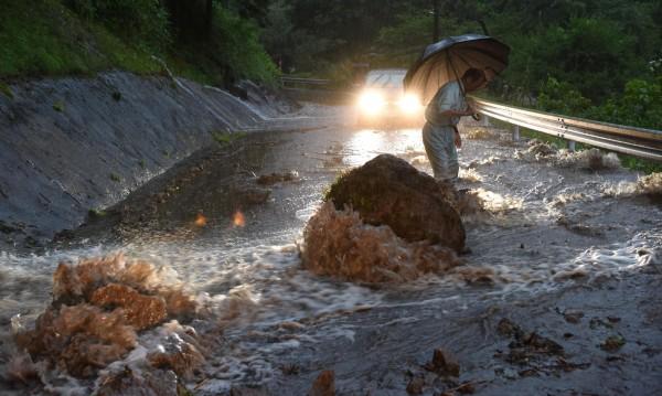 Двадесет и пет жертви на наводненията в Япония
