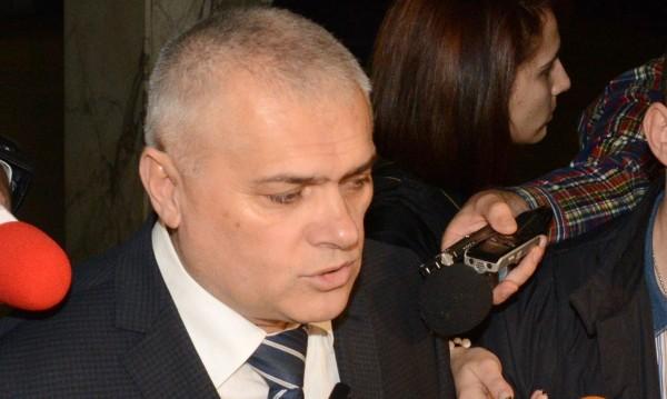 Борисов да уволни шефа на МВР, призоваха от БСП