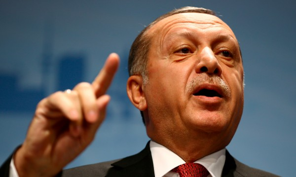 Ердоган: Евросъюзът губи времето на Турция