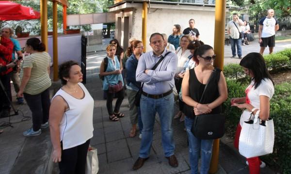 Нов протест: Срещу Владо Плацентата, зад д-р Гагова