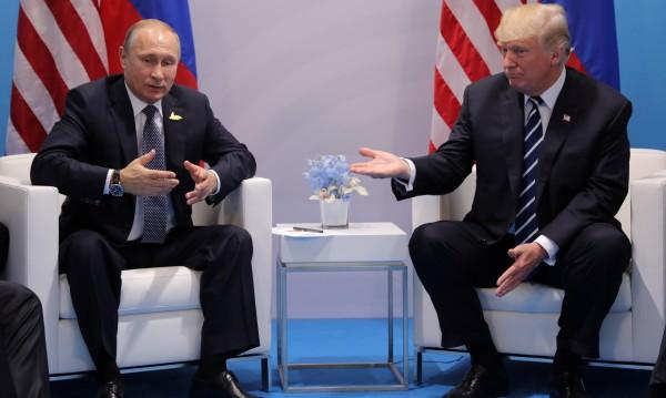 """Тръмп се разбира с Путин """"много, много добре"""""""