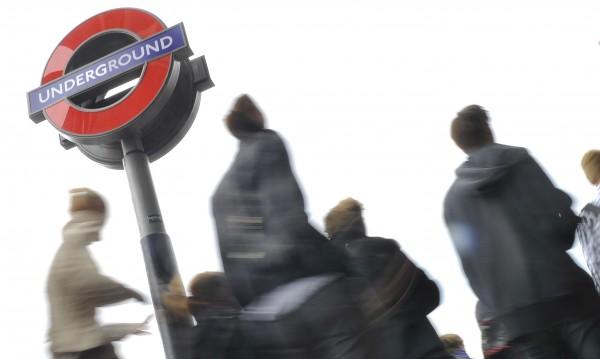 """В метрото в Лондон – без """"Дами и господа!"""""""