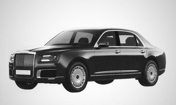Лимузината на Путин с най-мощния двигател в Русия