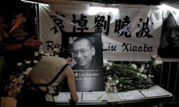 Почина китайският дисидент Лю Сяобо