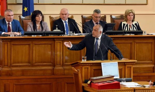Борисов: В последните дни не сме се спрели...