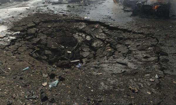 Два снаряда са изстреляни по руското посолство в Дамаск