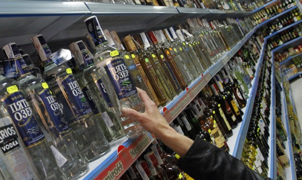 Здравословна Русия – уикендите без алкохол, забраняват го