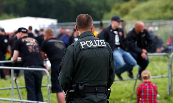 Отново в Германия: Сексуални посегателства на фестивал