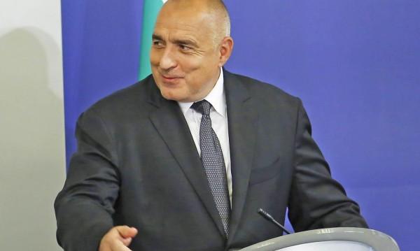 Дружно да се посмеем! Премиерът Борисов разказа виц, евровиц