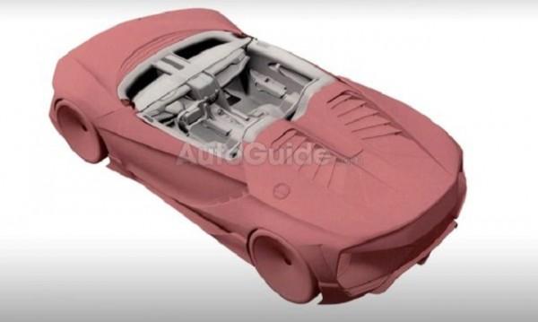 Honda с ново предложение – спортна кола с правоъгълен волан