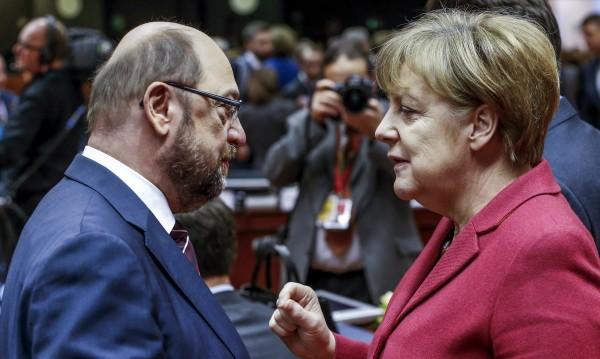 Освен ако не стане чудо, Ангела Меркел е недостижима