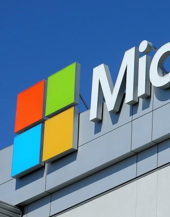 Microsoft успешно развива бизнеса си с облачни услуги