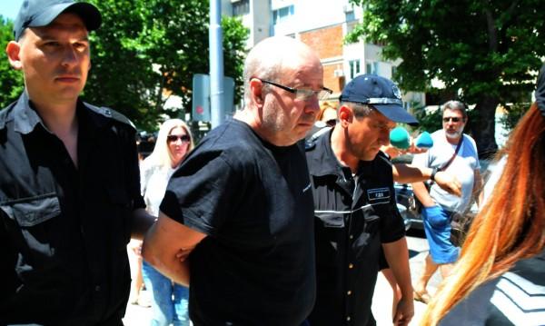 Освобождаването на шведа с ритника Ралф Сундберг: Безобразие!
