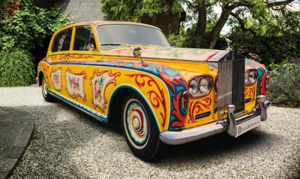Rolls-Royce-ът на Джон Ленън се завръща в Англия
