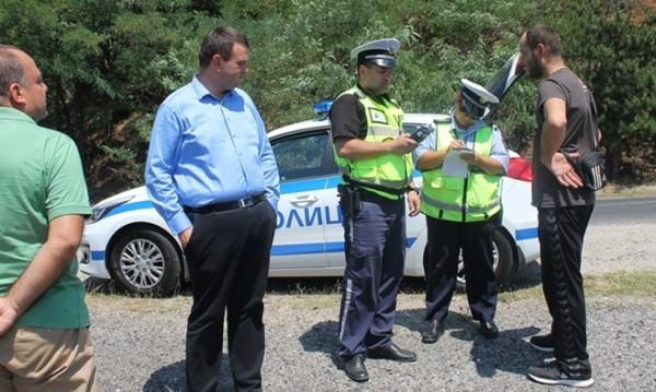 Областният управител на Кърджали спря мъртво пиян водач