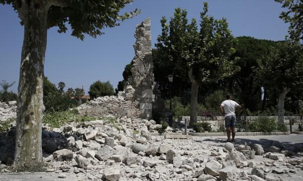 БАН успокоява: Няма страшно след труса в Егейско море