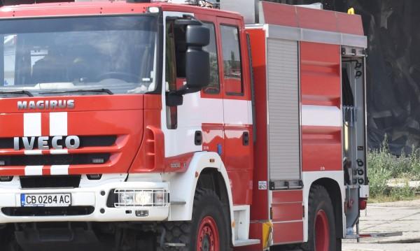 Сауна подпали хотел в София, няма пострадали