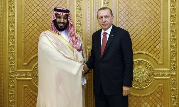 Ердоган в Кувейт, Катар... урежда кризата в Залива