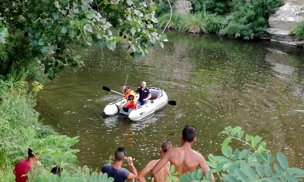 14-годишен се удави в Марица в Пловдив