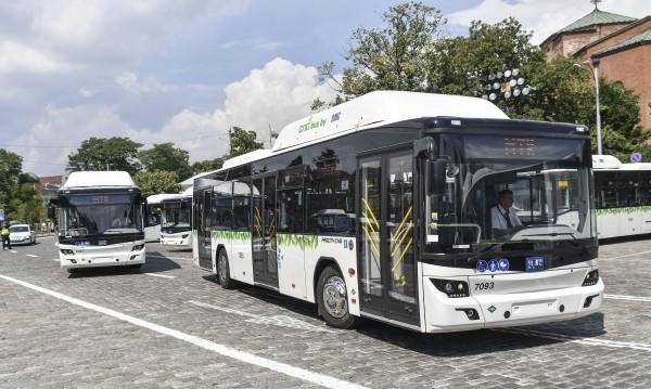 Екоавтобусите потеглят, ще чакаме по-малко