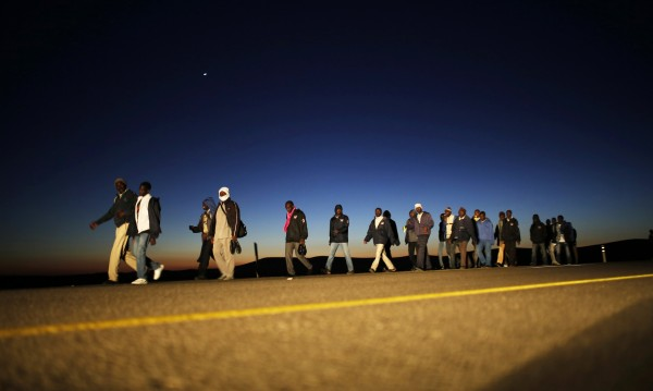 Европа за бежанците: Една лотария на човешките съдби