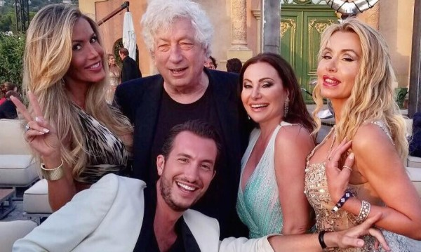 Дарина Павлова – гост на партито на Лео ди Каприо