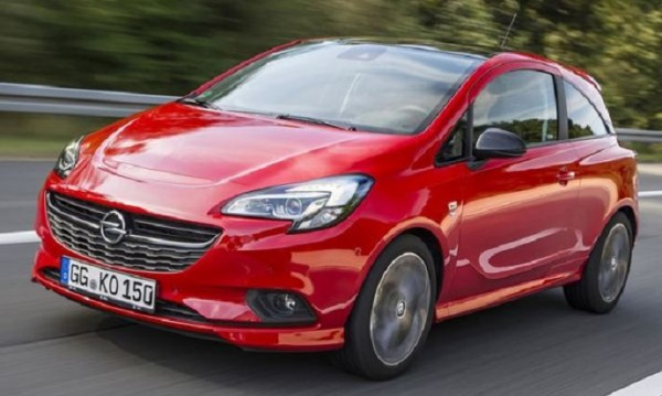 Opel със спортна версия на Corsa, със 150 коня е