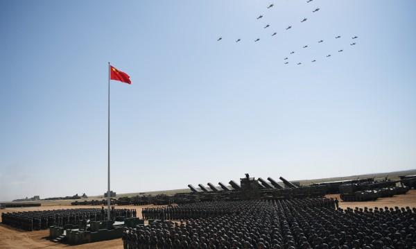 Мощен военен парад в Китай, до последно беше в тайна