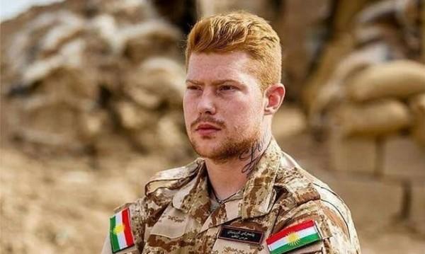 Джо, британецът на Мира - войник с мисии в Афганистан