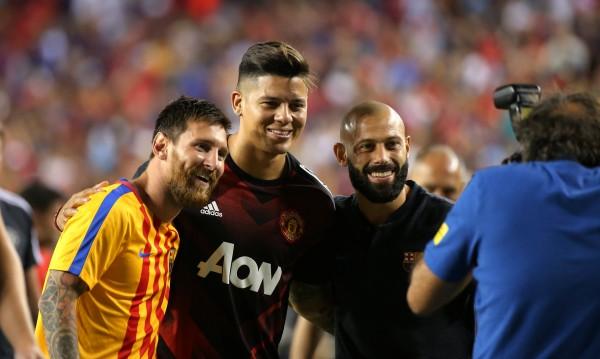 Барса натупа Реал Мадрид в Маями и грабна трофея