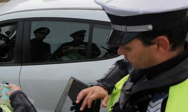 """Катаджии спряха """"Опел"""", шофьорът му – с 2,55 промила"""