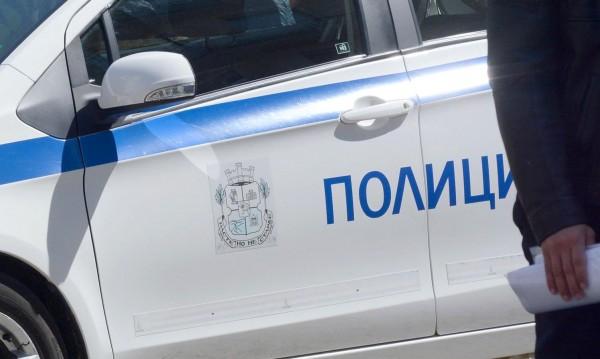 "Пипнаха дрогиран шофьор чужденец край ""Враня"""