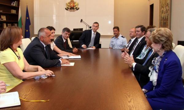 Борисов се хвали пред конгресмени: Младите се връщат да работят у нас!