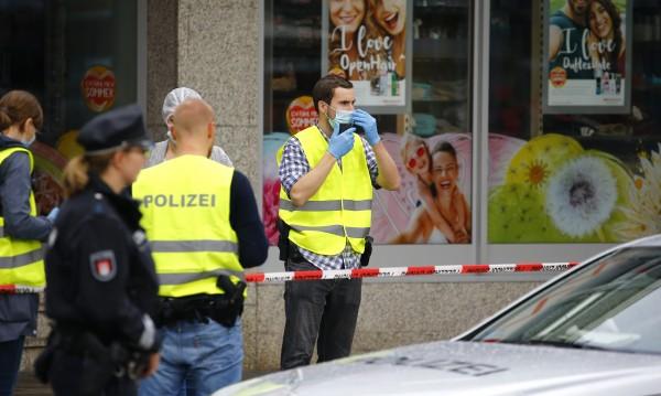 """Нападателят от Хамбург имал """"ислямистки мотив"""""""