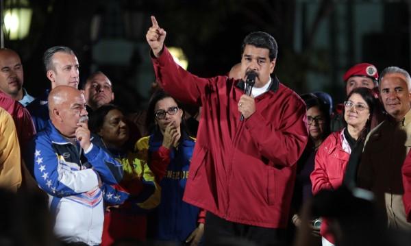 Европарламентът не призна изборите във Венецуела