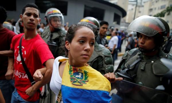 Тръмп осъди Мадуро, иска свобода за опозиционери