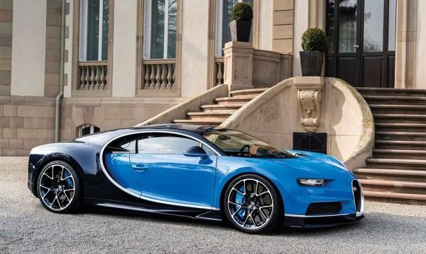 Bugatti Chiron се оказа по-икономичен от Veyron