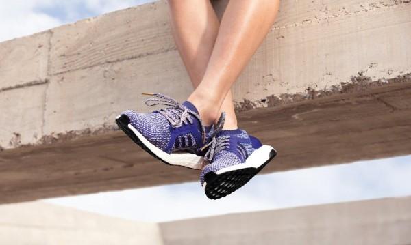 Adidas представи UltraBOOST X в мистериозна синя цветова комбинация