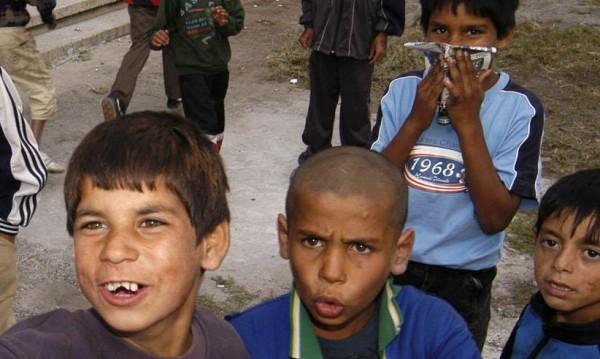 Интеграцията на ромите – със задължителна забавачка!