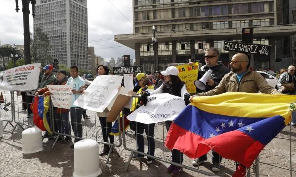 Венецуела аут от Меркосур, от там зоват за демокрация