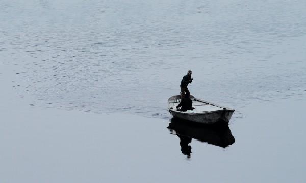 Спасиха бедстващи рибари в река Въча край Кричим