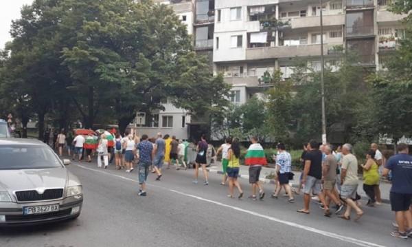 Асеновград пак на протест. Валери Симеонов: Всичко е изпълнено!