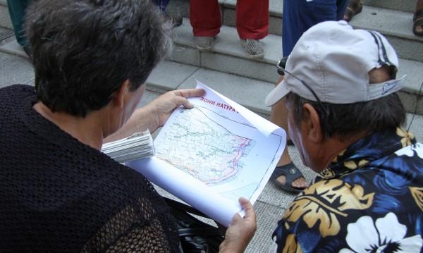 За ощетените в защитена зона Калиакра – пари или земи