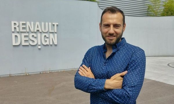 Български дизайнер рисува топ-моделите на Renault и Dacia
