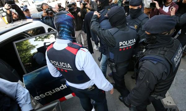 Испания задържа подозиран в тероризъм, издирван от Турция