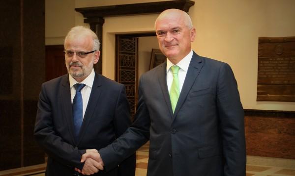 След Борисов и Главчев на визита в Македония