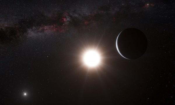 Откриха земеподобни екзопланети в близка звездна система
