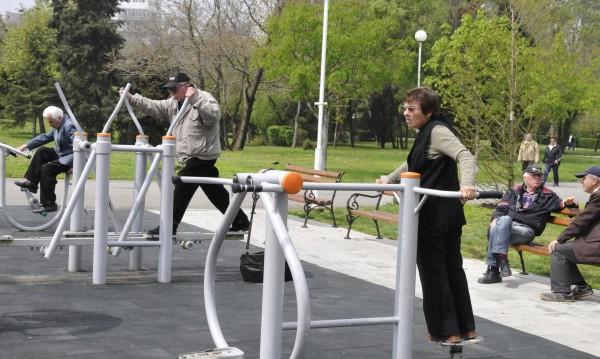 Фитнес ли? Спортуваме най-малко от всички европейци