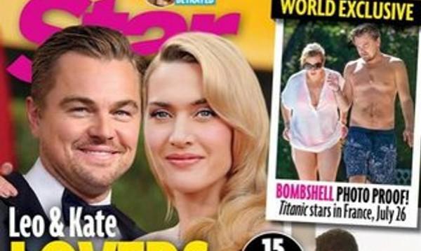 Кейт Уинслет - тайната любов на Лео ди Каприо?