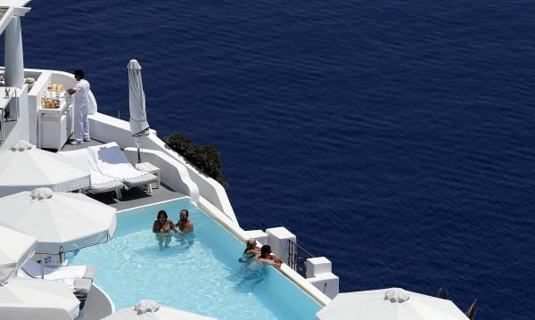 Хотелите в Гърция с 20% по-скъпи от миналата година